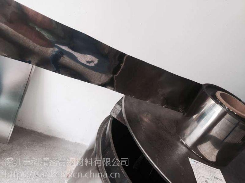 供应高敏感高阻中温 热双金属带TB20110
