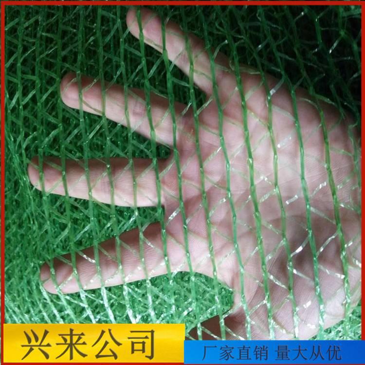 工地扬尘覆盖用防尘网 河北生产盖土网 防尘网针数区别