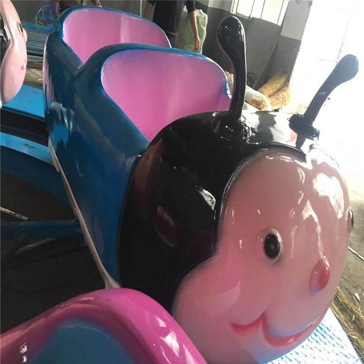 移动式儿童小型游乐设备瓢虫乐园游乐设备厂家在荥阳三星