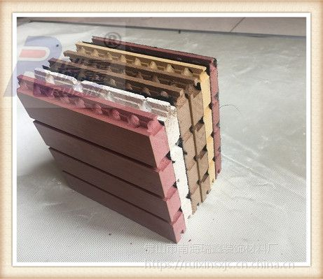 嘉兴木质阻燃吸音板生产厂家