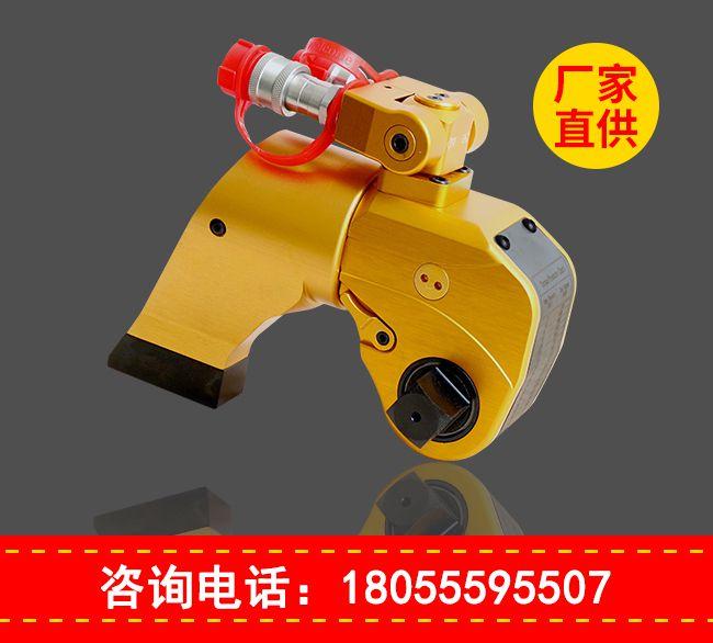 蓬莱市中空液压扳手-扭矩18055595507