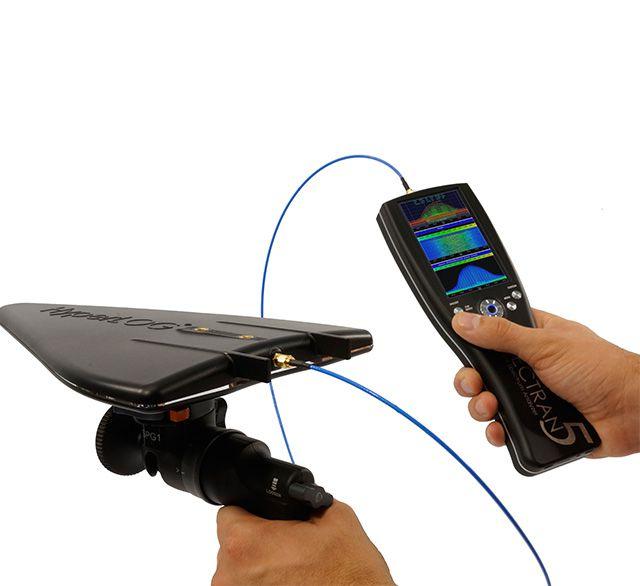 安诺尼手持式实时频谱仪HF80160 V5(9kHz - 16GHz)