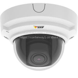 安讯士AXIS P3364-V网络摄像机带有远程对焦和变焦功能的卓越光敏感防暴