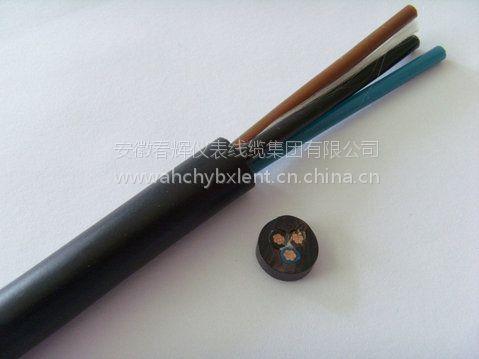YZ-4*4橡套电缆/必亮春辉牌/移动电源电缆