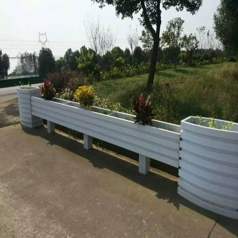 (国标品质)景观花箱大厂家,公园花箱质量好,沧州奥博