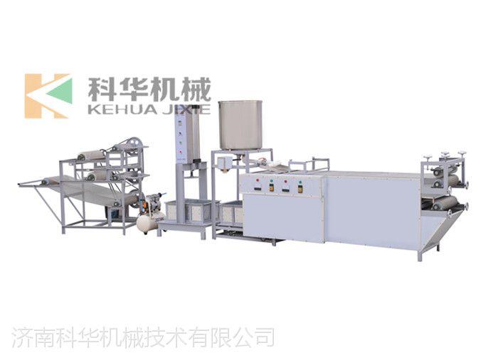 哪里有卖的豆腐皮摊晾机器的,自动豆腐皮机视频,加工豆腐皮的机器,小型干豆腐机价格