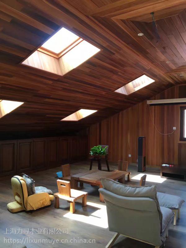 力寻专业定制,供应古建筑用木材,房顶,墙板,扣板