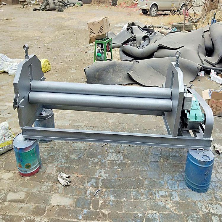 铝板卷4-5毫米厚卷板康平县80公分手动卷板机多少钱一台