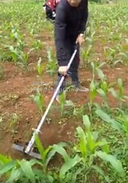 大棚果园除草机除草机 汽油割草机 农用背负式翻土机