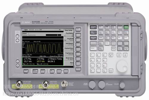【工厂回收】E4402B ,Agilent频谱分析仪