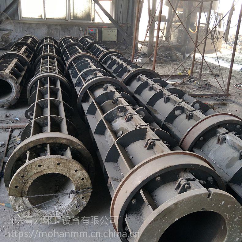 山东15米190mm非预应力水泥电线杆