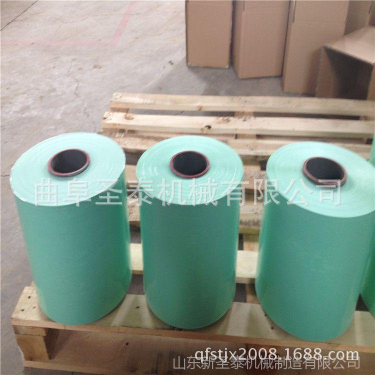 打捆打包机专用膜 山东厂家直销 优质青储专用包装 拉伸牧草膜