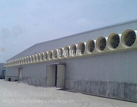 芜湖车间降温除尘设备,厂房排烟系统,负压风机批发