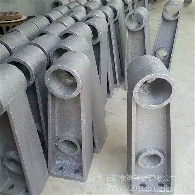 阳信县 护栏支架厂家 陆韵 铸铁护栏支架规格