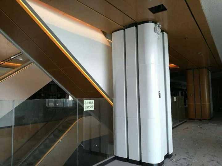 幕墙铝单板 酒店外墙氟碳2.5mm铝单板