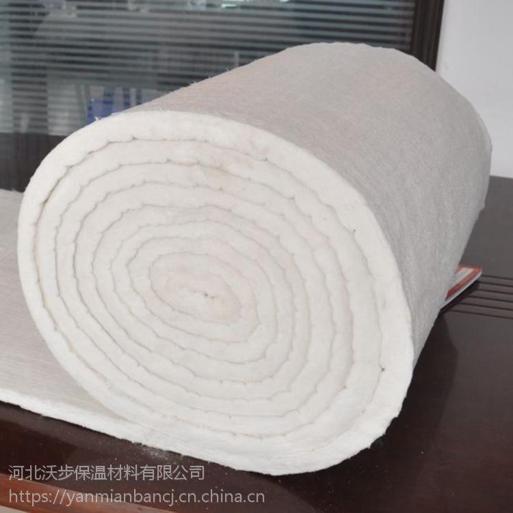 黄冈无石棉硅酸铝保温卷毡专业生产厂家