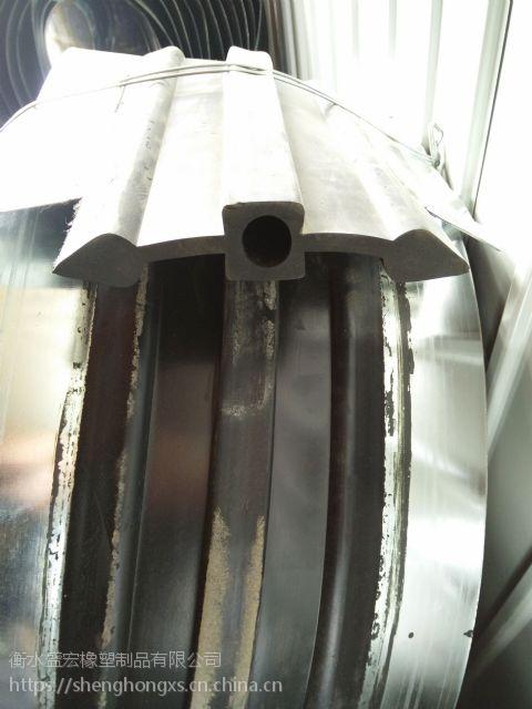 钢边橡胶止水带产品性能及防水特点