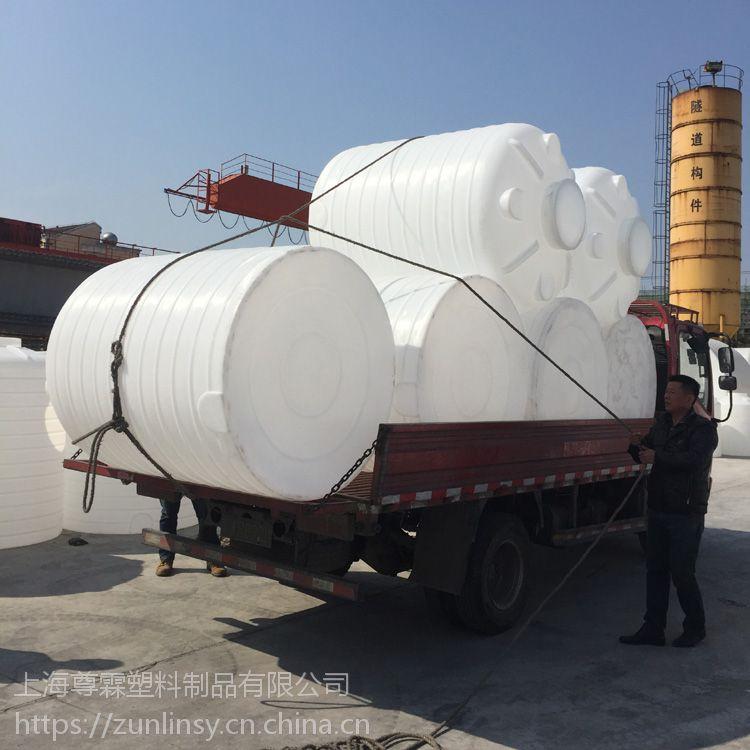 南京 3吨塑料水箱 PE水塔 塑料储罐厂家