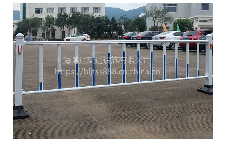 博辽 道路护栏 围墙 镀锌钢护栏 隔离栏 厂家