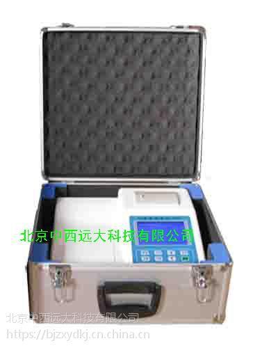 中西现货多功能食品安全检测仪10通道型号:HX37-HHX-SJ1030库号:M390009