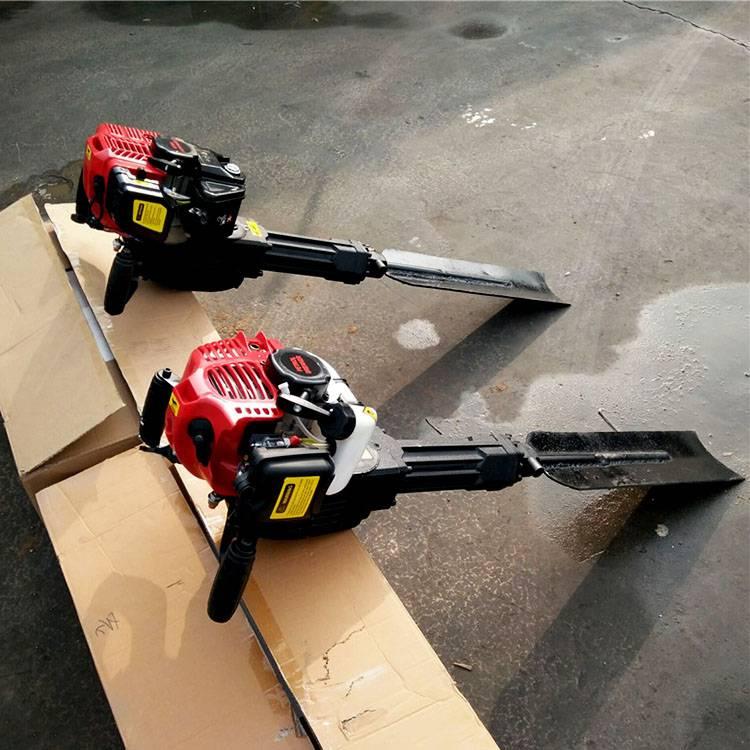 大马力断根机 铲头式挖树机 新型汽油移树机