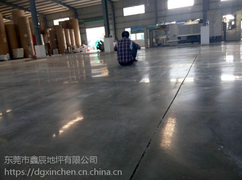 深圳光明水泥地翻新-坪山地面起粉尘处理-车间地面翻新