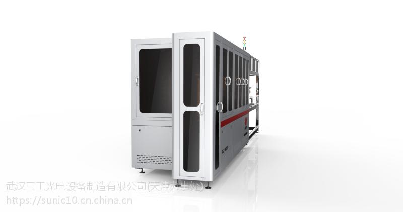 SGT-1500太阳能路灯小片电池片串焊机|时速达1500片每小时
