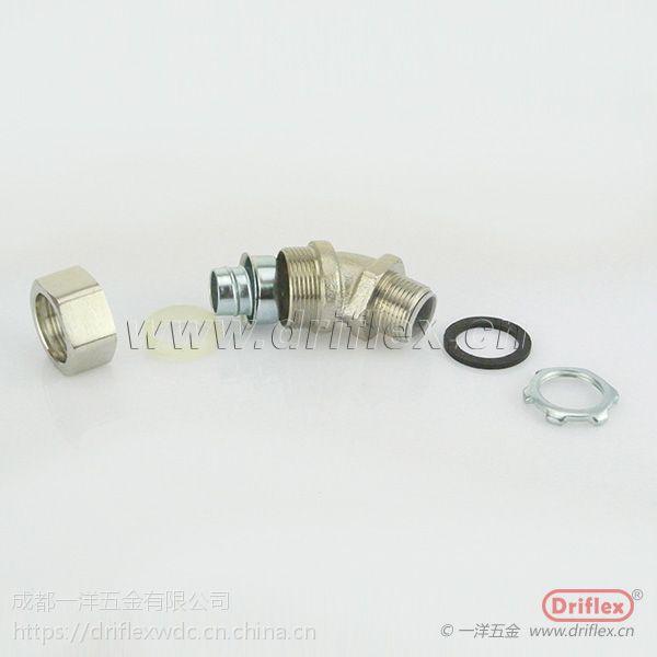 铜材质金属接头 适配管径38镀锌、不锈钢软管 G螺纹 长沙厂家