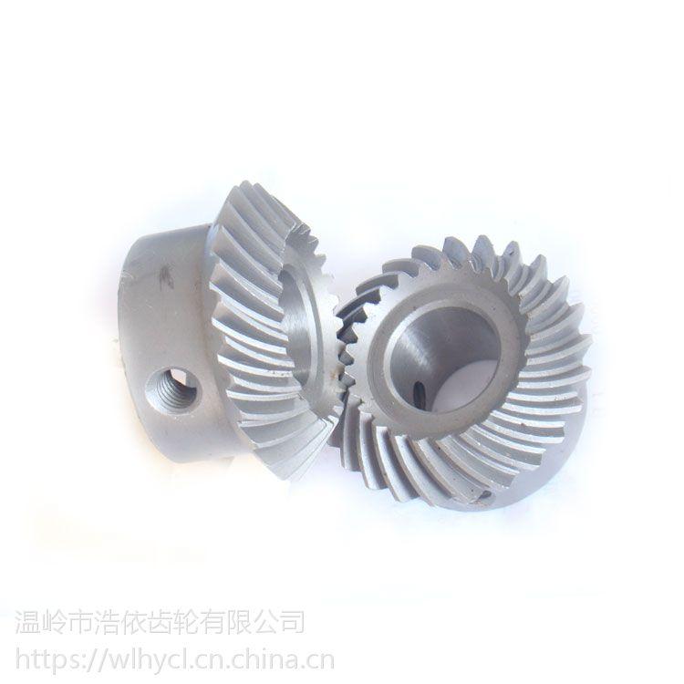 GANTER 弧齿GN 297 传动装置的螺旋齿轮