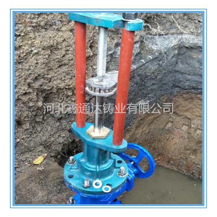 鑫通达供应手动开孔机带压带水操作 管道不停水打孔机 开孔口径DN25-300