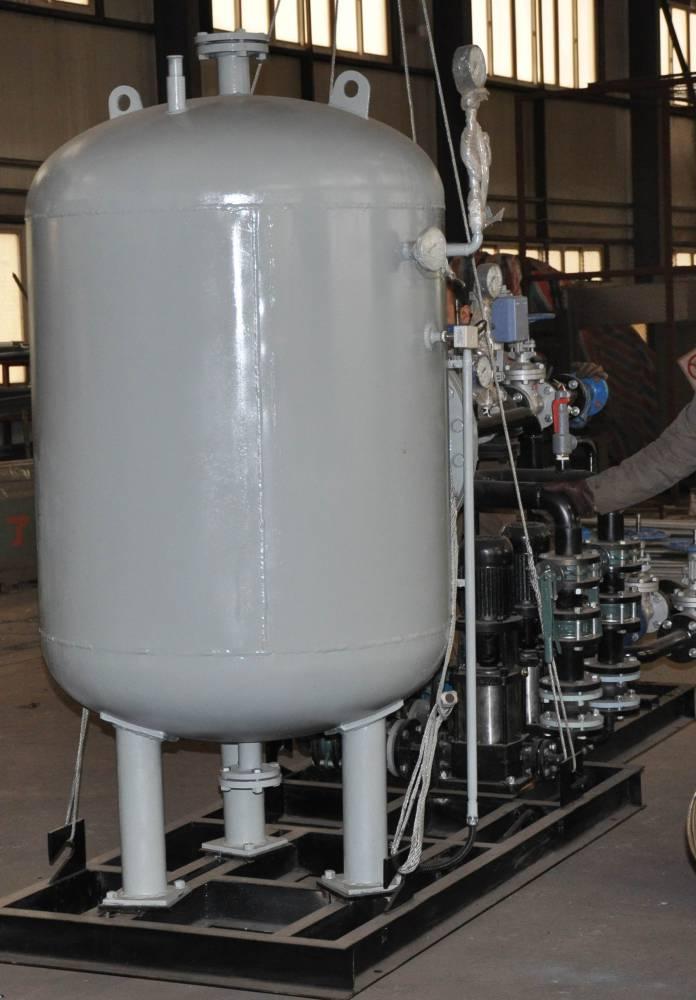 铁岭智能换热机组厂家 优惠价格 亿达YDJZ3000型号 采用换热站专用机组