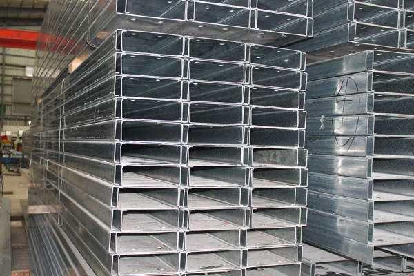昆明C型钢价格报价,昆明C型钢生产厂家,昆明C型钢批发销售价格