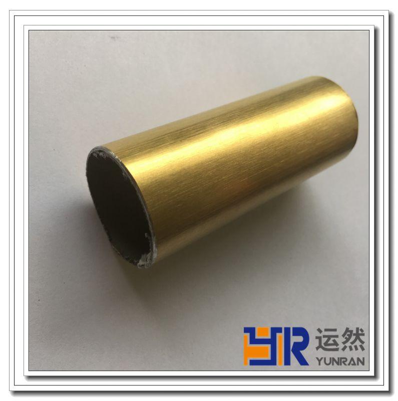 玫瑰金201不锈钢圆管38*0.8