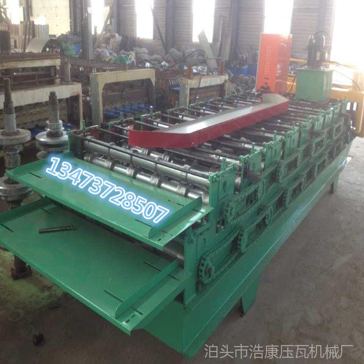 厂家直销加宽840压瓦机 压瓦机成型设备 全自动冷弯成型机