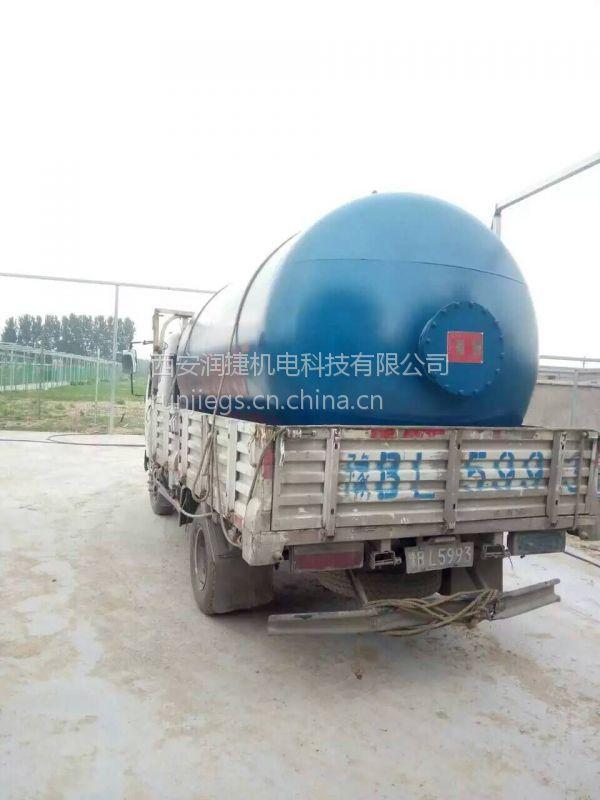 澄城全自动恒压变频供水深井泵 澄城恒压变频水泵 家用井水处理设备 RJ-1740