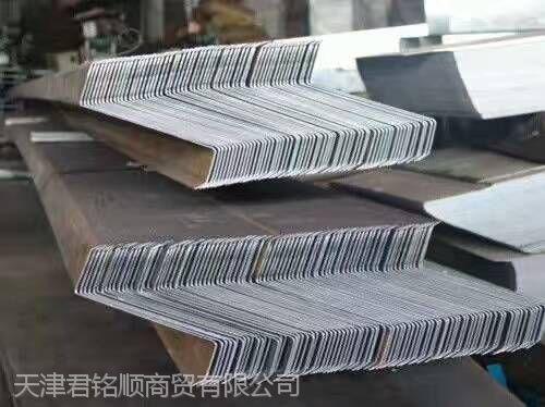 天津Q235B-Q345B CZU 型钢、楼承板、水槽。可按图纸定尺、打孔、抱焊、切头,等。