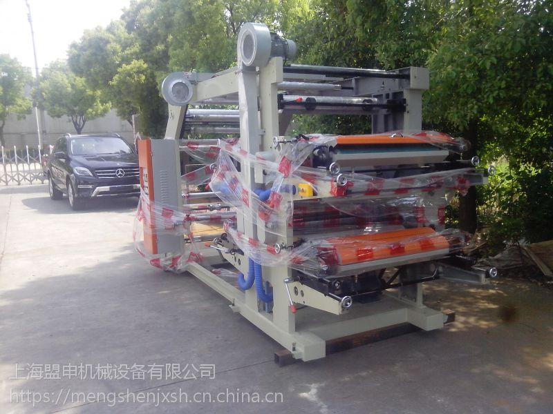 8色凸版印刷机 断料自动停机