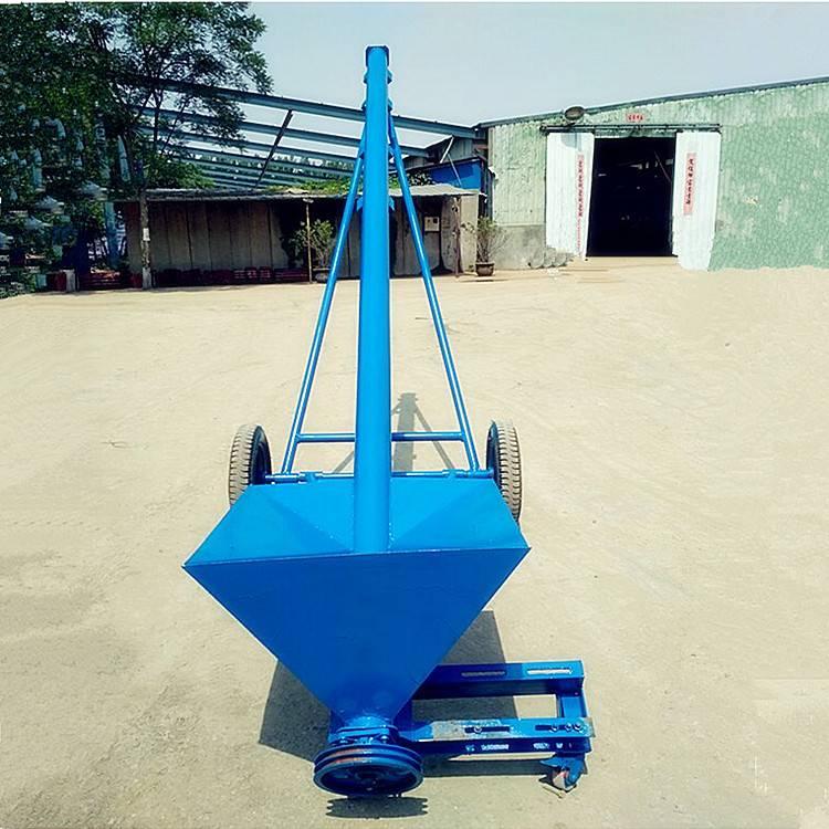 [都用]餐厨垃圾螺旋提升机 自吸式稻谷提升机 管式粉末上料机