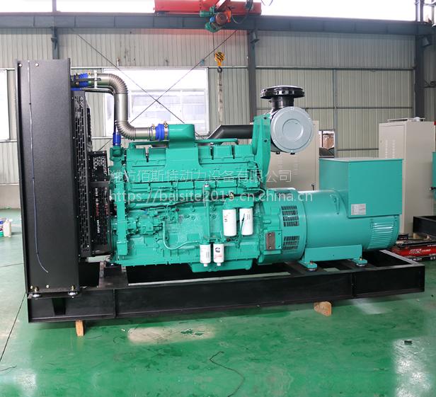 重庆康明斯350KW千瓦柴油机发电机组 QSNT-G3
