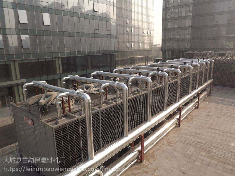 供应铝皮保温施工厂家 罐体不锈钢保温施工价格优惠