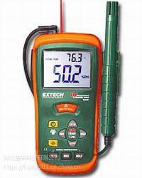 绥化红外测温温湿度仪壁挂温湿度变送器的