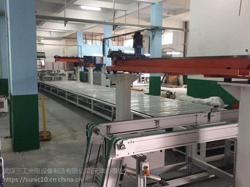 山东光伏组件生产线|光伏板生产封装工艺流程报价