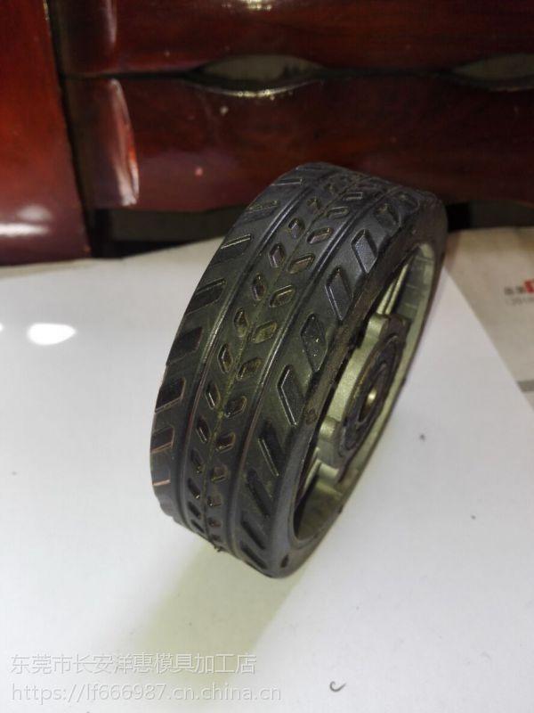 低价橡胶定向脚轮