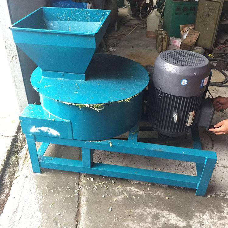 家用青贮饲料打浆机 家用小型果蔬打浆机 乐民厂家直供