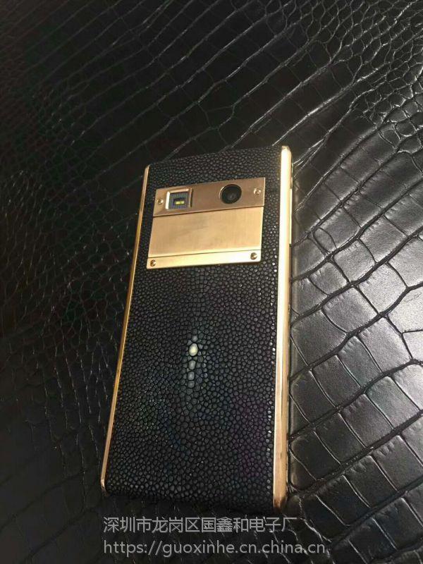 私人定制5寸vertu手机 威图手机 Aster 6G+64G 蓝宝石原装屏 拾音定位器 远程拾音