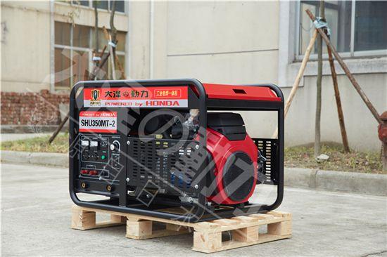 400A汽油发电机带电焊机价格