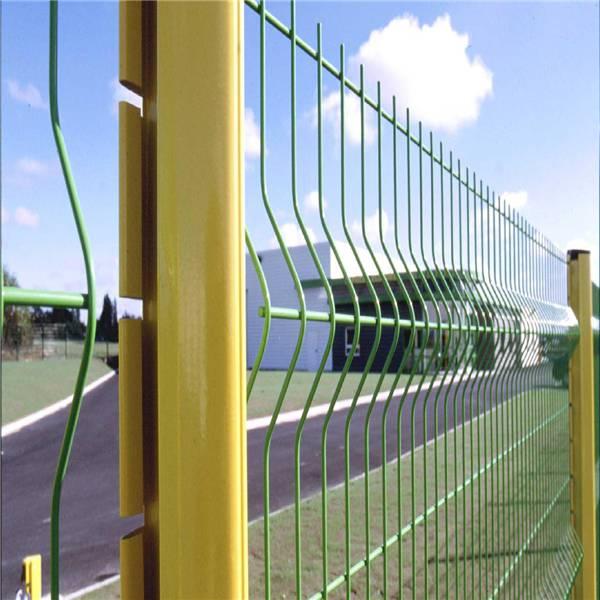 海口加油站护栏网热销 三沙围墙护栏网价格 乐东厂房隔离网定做