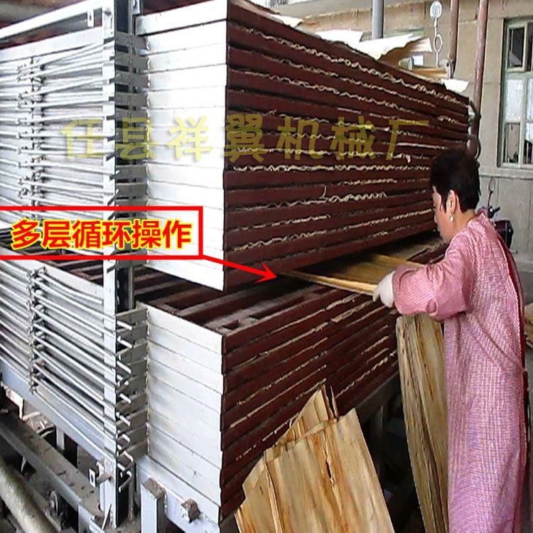 木材烘干机 单板木材烘干机 散热片单板干燥机价格
