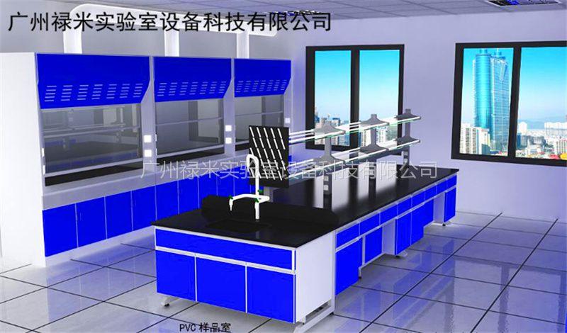实验室家具定制厂家,禄米打造专属实验室产品