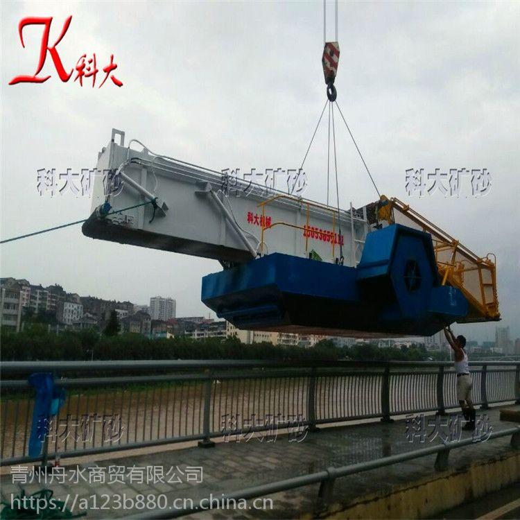 垃圾打捞船 水草打捞船 清漂船